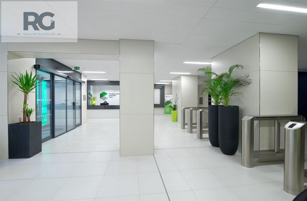 Pronájem kanceláří, 120 m2, budova TCP, Písek