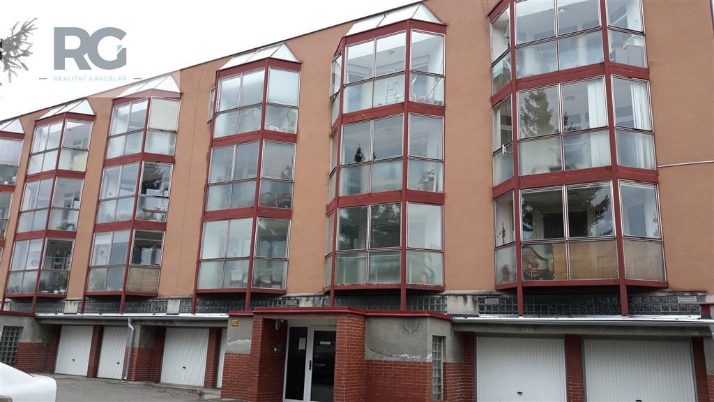 Pronájem zařízeného bytu 3+1, 82 m2, Nádražní, Písek